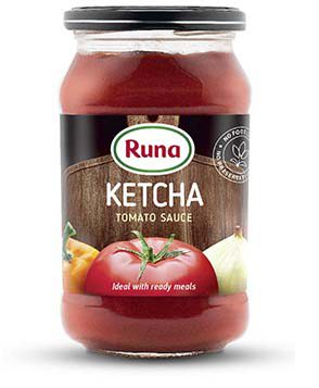 """Ketcha"" tomato sauce"