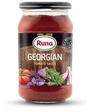 """Georgian"" tomato sause"