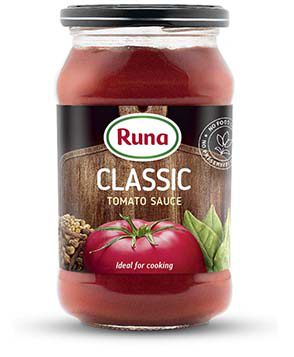 """Classic"" tomato sauce"