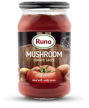 """Mushroom"" tomato sauce"