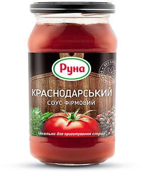 """Соус """"Краснодарський фірмовий"""""""