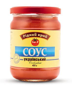 Соус украинский