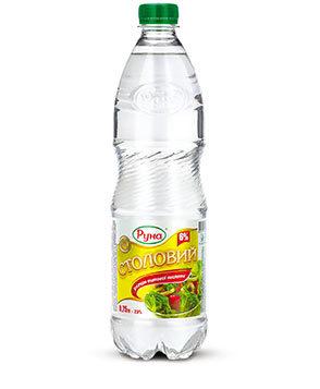 «Столовый» раствор уксусной кислоты 6%
