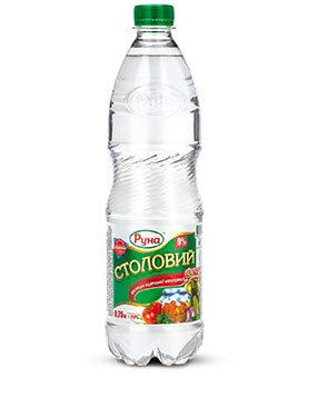 Раствор уксусной кислоты 9% «Столовый»