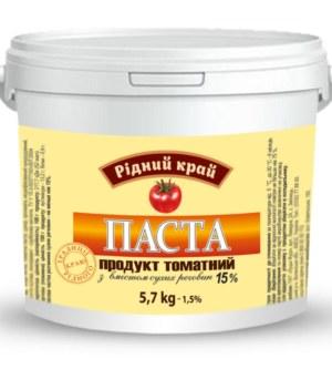 HoReCa Томатний продукт з вмістом сухих речовин 15%