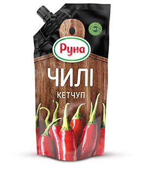 """CHILI"" tomato ketchup"