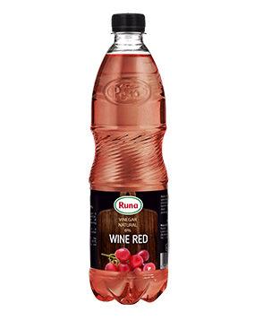 """Natural vinegar 6% wines """"Red"""" PET"""