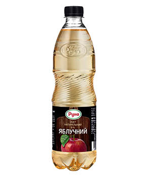 Natural vinegar 6% apple PET